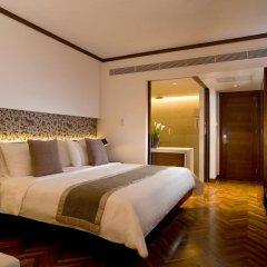 Nusa Dua Beach Hotel & Spa 4* Номер Делюкс с различными типами кроватей фото 3