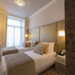 Отель My Story Ouro 3* Стандартный номер с различными типами кроватей фото 10