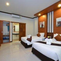 Отель Phangan Bayshore Resort 3* Стандартный номер двуспальная кровать фото 4