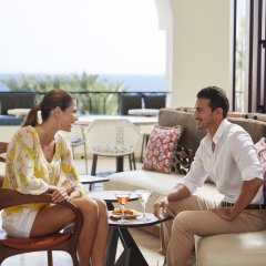 Отель Hilton Los Cabos Beach & Golf Resort 4* Номер Делюкс с различными типами кроватей