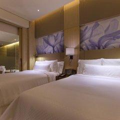 Westin Xiamen Hotel 4* Номер Делюкс с различными типами кроватей фото 3