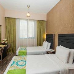 Oasis Deira Hotel Стандартный номер с различными типами кроватей фото 5