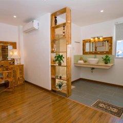 Rex Hotel and Apartment 3* Семейная студия с двуспальной кроватью фото 4