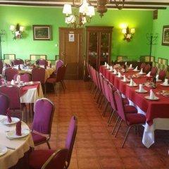 Отель Hidalgo Алькаудете помещение для мероприятий