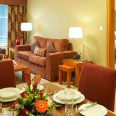 AlSalam Hotel Suites and Apartments 4* Люкс с различными типами кроватей фото 5
