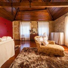Отель Casa do Varandão Стандартный номер с различными типами кроватей фото 39