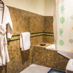 Отель La Perle du Sud Марокко, Уарзазат - отзывы, цены и фото номеров - забронировать отель La Perle du Sud онлайн ванная