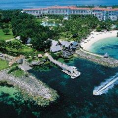Отель Shangri-La's Mactan Resort & Spa спортивное сооружение