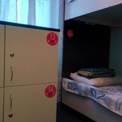 Гостиница Myhostel Кровать в общем номере с двухъярусной кроватью