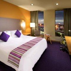 Отель Hilton Garden Inn Monterrey Airport 3* Стандартный номер с различными типами кроватей фото 2