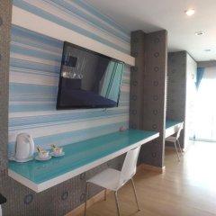 Отель Blue Ocean Suite Улучшенные апартаменты фото 8