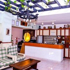 Lefka Hotel, Apartments & Studios Родос гостиничный бар