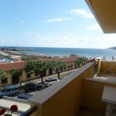 Hotel Il Porto Казаль-Велино балкон