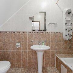 Herzen House Hotel Стандартный семейный номер с двуспальной кроватью (общая ванная комната) фото 2