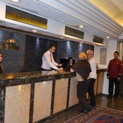 Altınoz Hotel Турция, Невшехир - отзывы, цены и фото номеров - забронировать отель Altınoz Hotel онлайн интерьер отеля фото 2