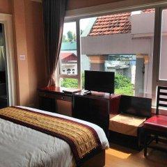 Hong Ky Boutique Hotel 3* Стандартный номер с двуспальной кроватью фото 3