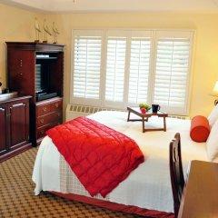 Отель The Eagle Inn 3* Номер Делюкс с различными типами кроватей фото 6