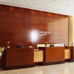 Гостиница Аквамарин интерьер отеля фото 2