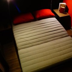 Хостел Академия Номер категории Эконом с различными типами кроватей фото 6