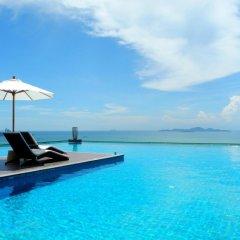 Отель Wong Amat Tower бассейн фото 2
