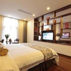 Sapa Legend Hotel & Spa 3* Люкс Премиум с различными типами кроватей фото 5