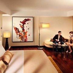 Отель Jumeirah Frankfurt 5* Номер Делюкс с двуспальной кроватью фото 4
