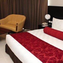 Tanoa Waterfront Hotel 3* Улучшенный номер с различными типами кроватей фото 6