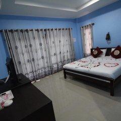 Отель Lanta Family Resort 3* Стандартный номер фото 15