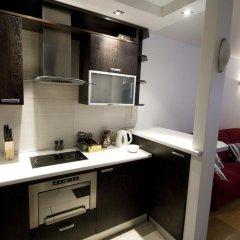Апартаменты Warsawrent Hit Apartments Студия с различными типами кроватей