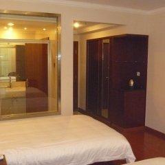 GreenTree Inn Jiangxi Jiujiang Shili Avenue Business Hotel 2* Стандартный номер с 2 отдельными кроватями фото 3
