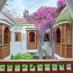 Отель Riad Sadaka 2* Стандартный номер с различными типами кроватей фото 4