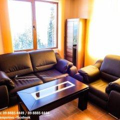 Отель Aparthotel Pine Hills Pamporovo интерьер отеля