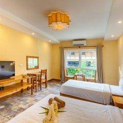 Отель Bauhinia Resort 3* Улучшенный номер с различными типами кроватей фото 6
