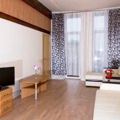 Апартаменты Kutuzovsky 30 Apartment комната для гостей фото 5