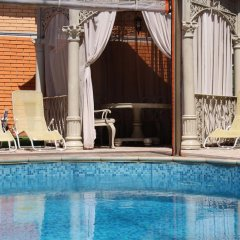 Гостиница Villa Sonyachna With Swimming Pool бассейн фото 6