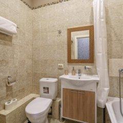 Мини-Отель Новый День Улучшенные апартаменты разные типы кроватей фото 2