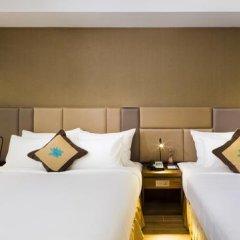 Sen Viet Premium Hotel Nha Trang 4* Номер Делюкс с 2 отдельными кроватями фото 7