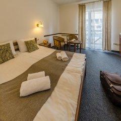 Гостиница ZimaSnow Ski & Spa Club 3* Стандартный номер с различными типами кроватей фото 5