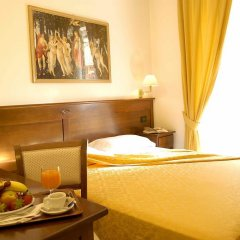 Hotel Nuovo Metrò 3* Стандартный номер с двуспальной кроватью фото 14