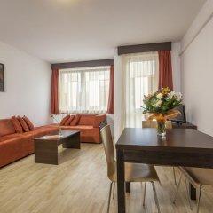 Отель Prater Residence 3* Улучшенные апартаменты с различными типами кроватей фото 3