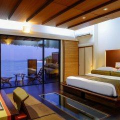 Отель Adaaran Prestige Vadoo 5* Вилла с различными типами кроватей фото 16