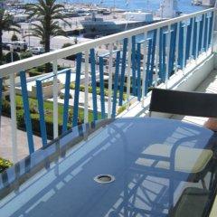 Отель Happyfew - Appartement le Bleu Rivage балкон