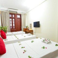 The Queen Hotel & Spa 3* Стандартный семейный номер разные типы кроватей фото 20
