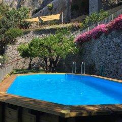 Отель Villa Conca Smeraldo Конка деи Марини бассейн