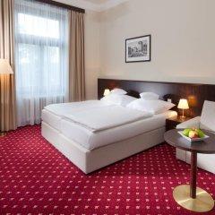 Отель Clarion Grand Zlaty Lev 4* Номер Делюкс фото 5