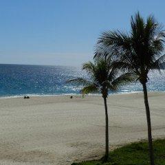 Отель Condominios Coral Мексика, Сан-Хосе-дель-Кабо - отзывы, цены и фото номеров - забронировать отель Condominios Coral онлайн пляж фото 2