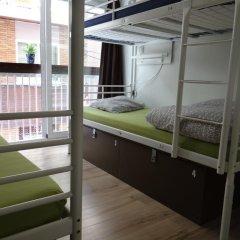 Gracia City Hostel Кровать в женском общем номере с двухъярусной кроватью фото 6