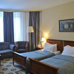 """Гостиница """"Президент-отель"""" 4* Номер Делюкс с 2 отдельными кроватями фото 5"""