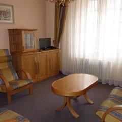 Отель Elwa Spa S.r.o. 3* Стандартный номер с различными типами кроватей фото 6