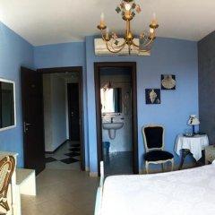 Hotel Scilla 3* Стандартный номер двуспальная кровать фото 26
